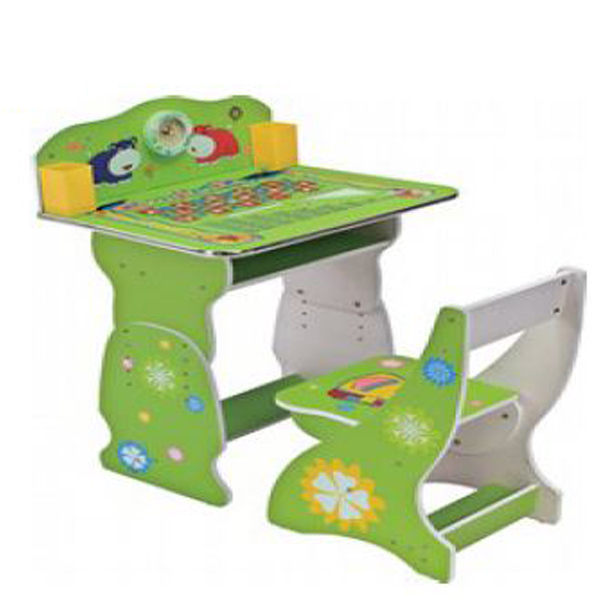 Drveni sto i stolica HC109A 305503 - ODDO igračke