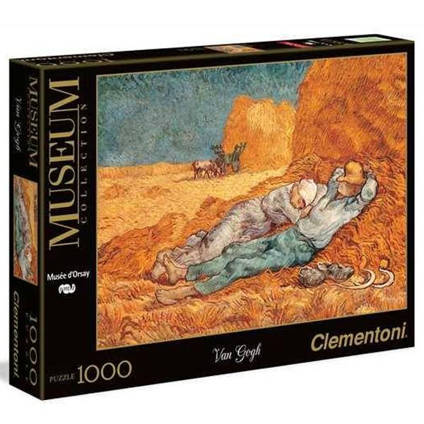 Clementoni Puzzla Van Gogh The siesta 1000pcs 39290 - ODDO igračke