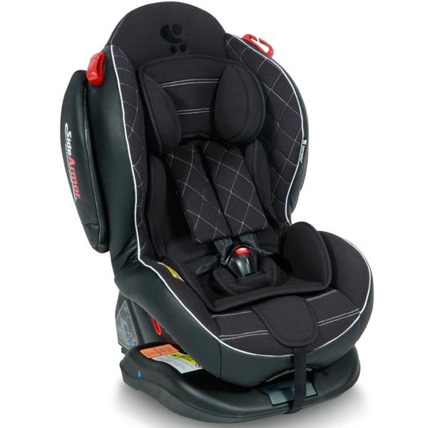 Auto Sedište za decu od 0-25kg Arthur Isofix Black Leather 10071061766 - ODDO igračke