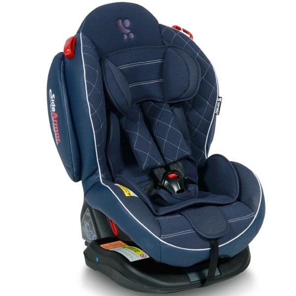 Auto Sedište za decu od 0-25kg Arthur Isofix Dark Blue Leather 10071061769 - ODDO igračke