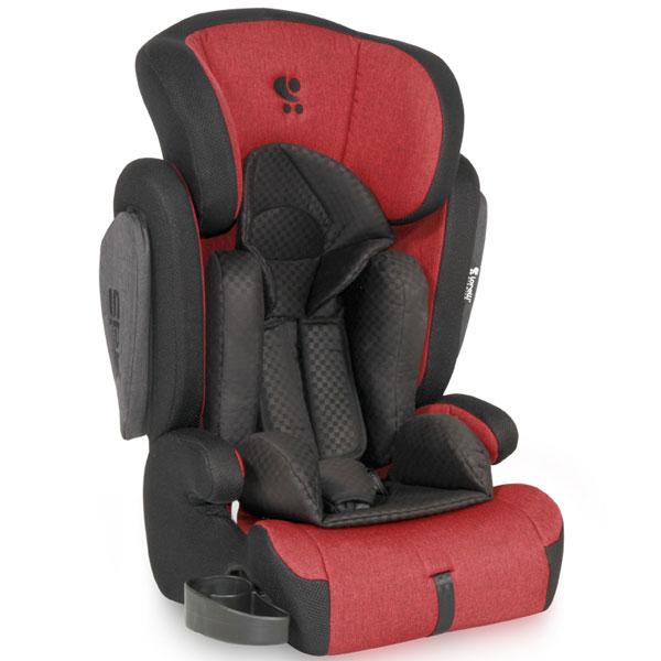Auto Sedište za decu 9-36kg Omega Red & Black 10071041733 - ODDO igračke