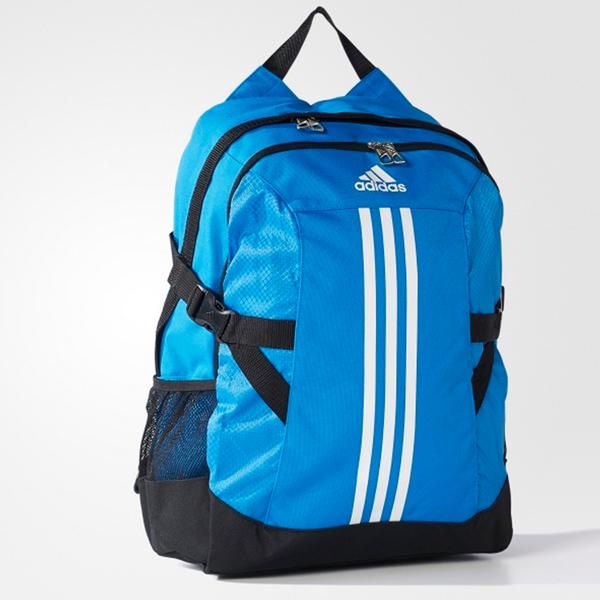 Ranac đački-notebook Power II Adidas AJ9442 plavi - ODDO igračke
