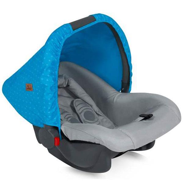 Auto sedište za decu od 0-10kg Bodyguard Blue&Grey Hello Bear 10070131718 - ODDO igračke