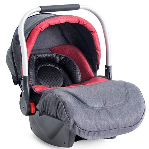 Auto Sedište za decu od 0-13kg Delta Black & Red 10071051733 - ODDO igračke