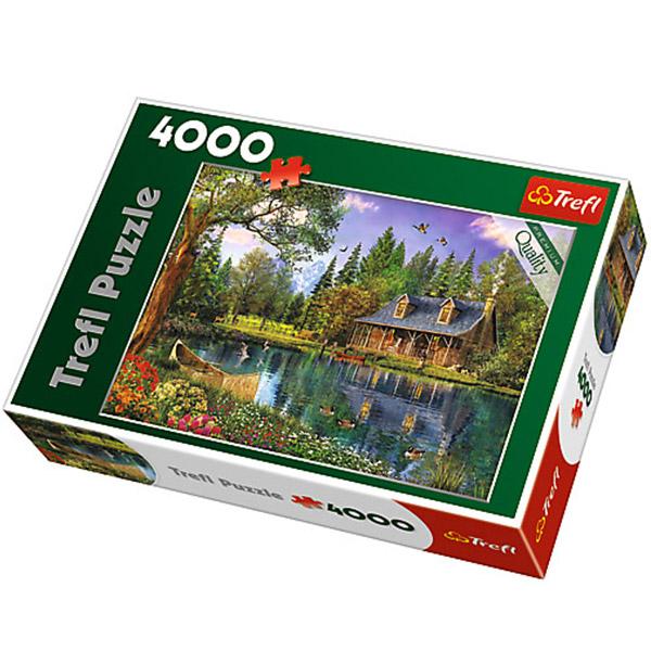 Trefl Puzzla Afternoon idila 4000 pcs 45005 - ODDO igračke