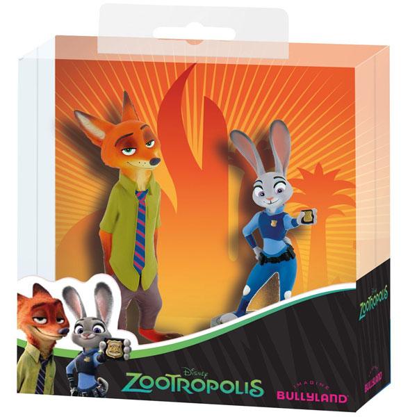 Bully Gift Box, (Box set), Zootropolis 13161 - ODDO igračke