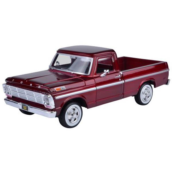 Metalni auto 1:24 1969 Ford F-100 Pick Up 25/79315AC - ODDO igračke