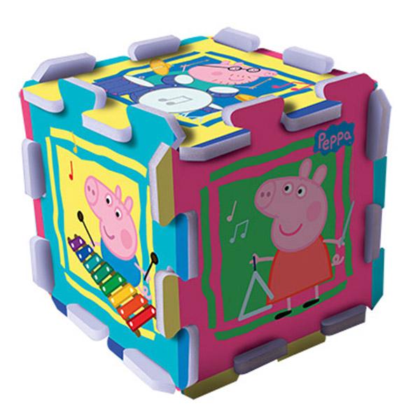 Trefl Podne puzzle Peppa Pig 60398 - ODDO igračke