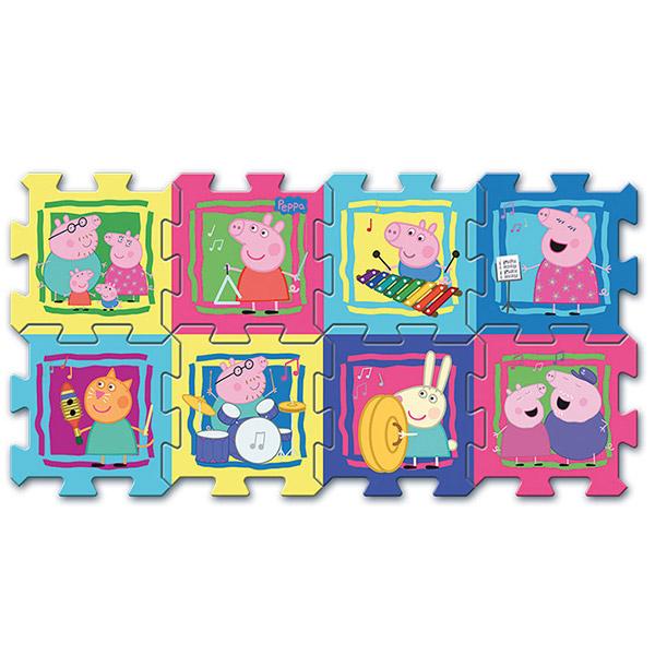 Podna Puzzla Peppa Pig Trefl 60398 Oddo Igračke