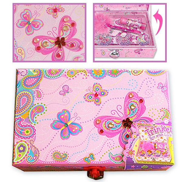 Memo box Leptir C-176FB - ODDO igračke