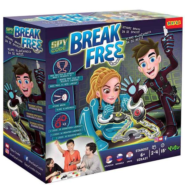 Društvena igra Break Free YL039         - ODDO igra�ke