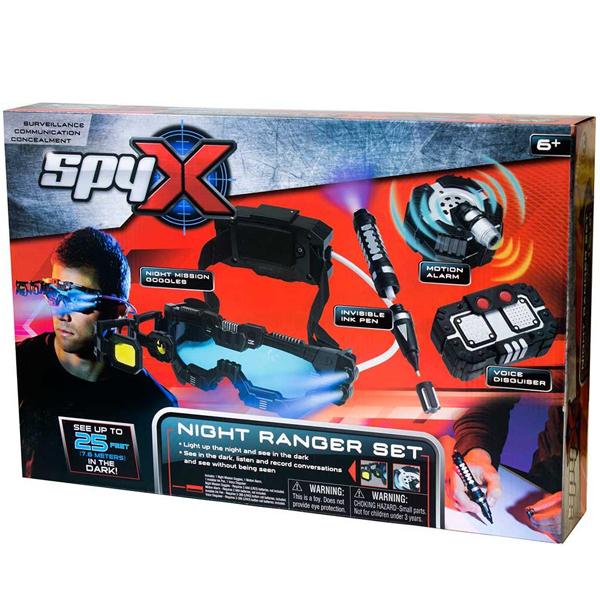 Spy X noćni set SP10517       - ODDO igračke