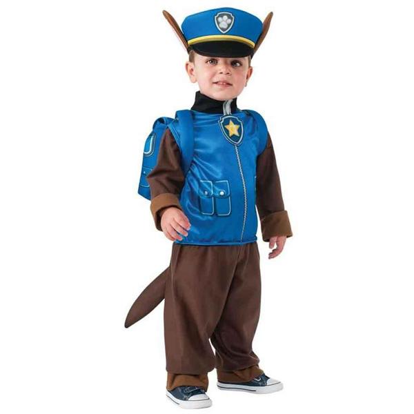 Rubies Paw Patrol Chase kostim 3-4 godine RU610502S     - ODDO igračke