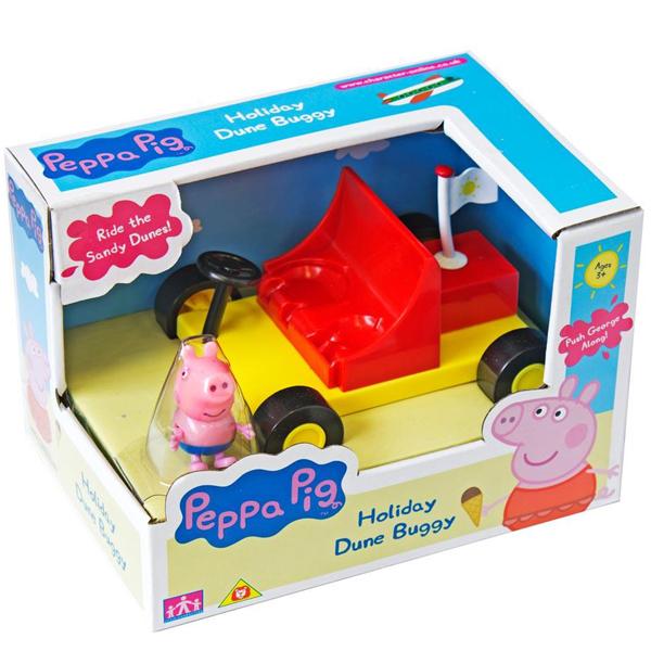 Peppa Pig Holiday vozilo TO5577        - ODDO igračke