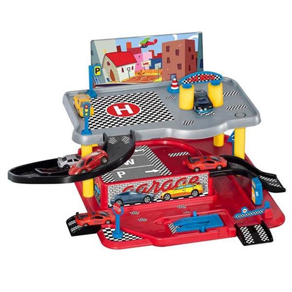 Garaža Dede set na 2 nivoa 030679 - ODDO igračke