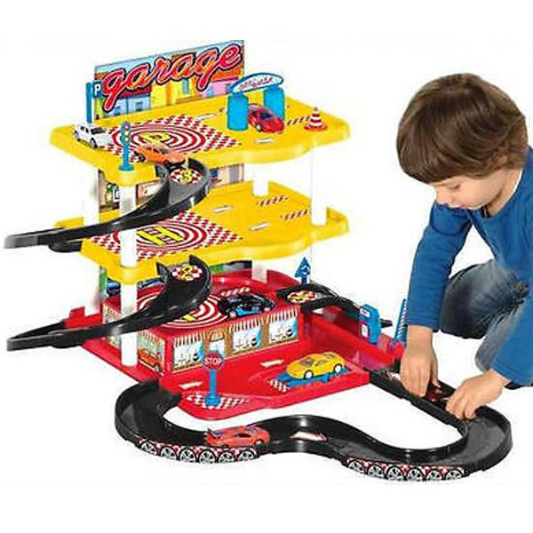 Garaža Dede set na 3 nivoa 030686 - ODDO igračke