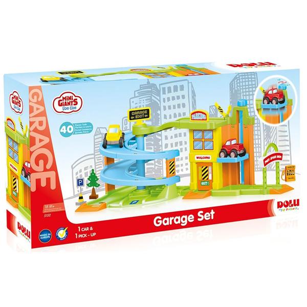 Garaža set Dolu 051523 - ODDO igračke