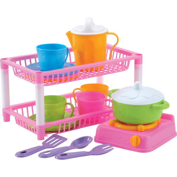 Kuhinjski set Dede 010347 - ODDO igračke
