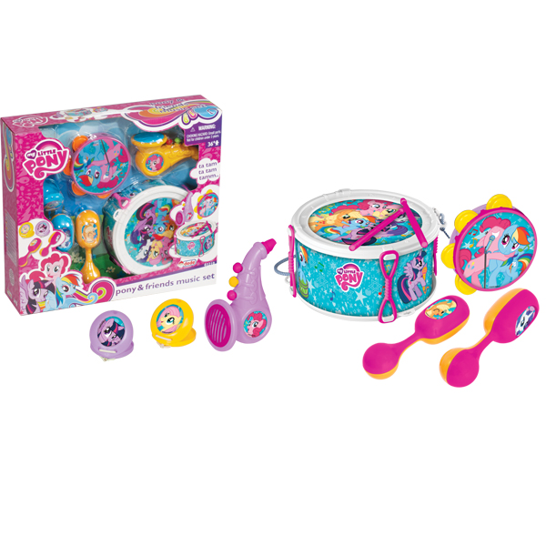 Muzički set My Little Pony Dede 032109 - ODDO igračke