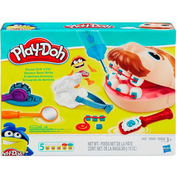 Plastelin PlayDoh Zubar set B5520 - ODDO igračke