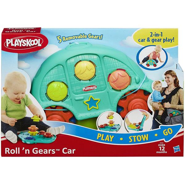 Auto oblici 2 u 1 Playskool B0500 - ODDO igračke