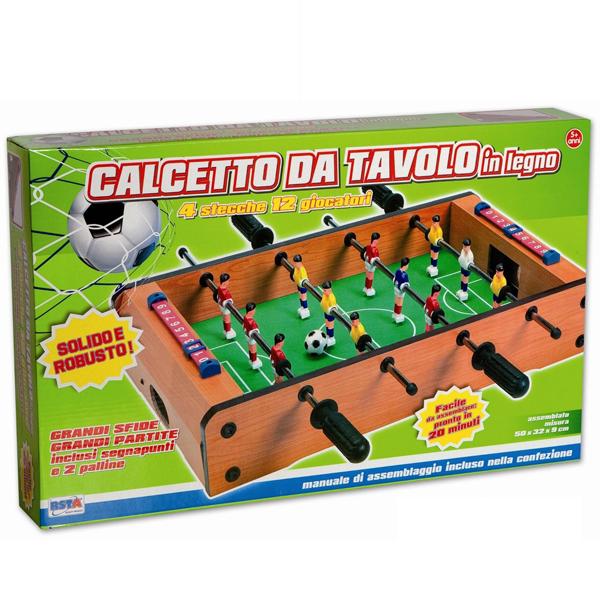Fudbal roštilj drveni 089526 - ODDO igračke