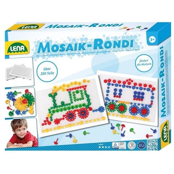 Lena Mozaik set 825608 - ODDO igračke