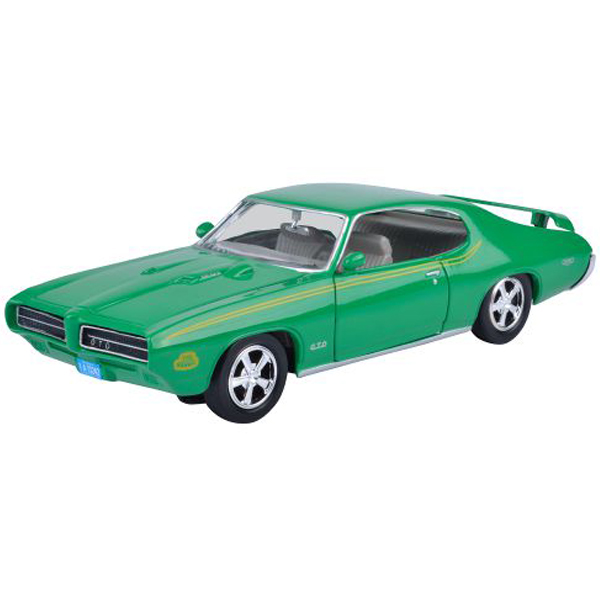 Motor Max 1969 Pontiac GTO Judge 25/73242AC - ODDO igračke