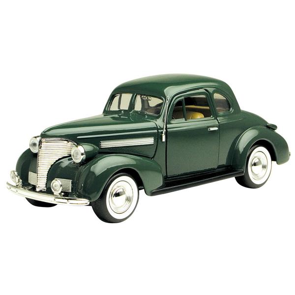 Motor Max 1939 Chevrolet Coupe 1:24 25/73247AC - ODDO igračke