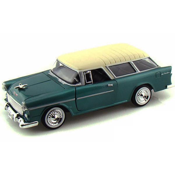 Motor Max 1955 Chevy Bel Air Nomad 1:24 25/73248AC - ODDO igračke