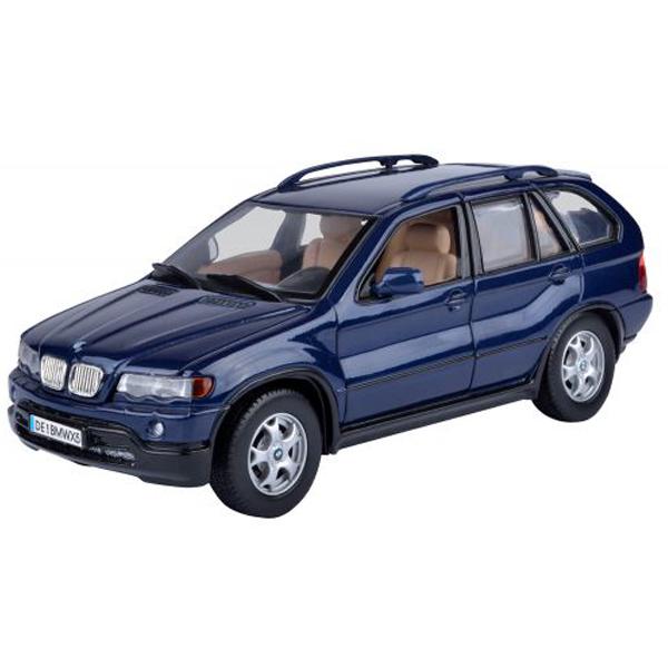 Motor Max 2001 BMW X5 1:24 25/73254 - ODDO igračke