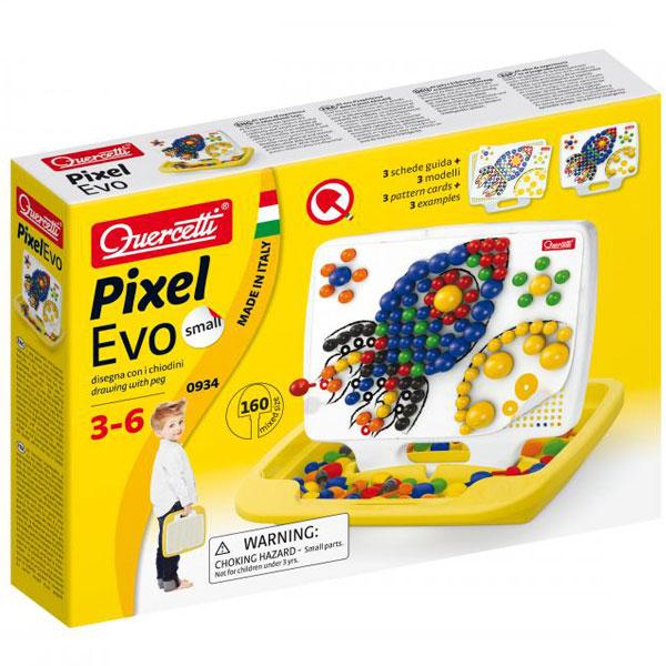 Quercetti Mozaik Boys Mali 160pcs 0934 - ODDO igračke