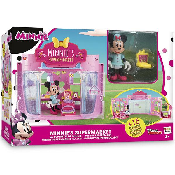 Supermarket Minnie IM182707 - ODDO igračke