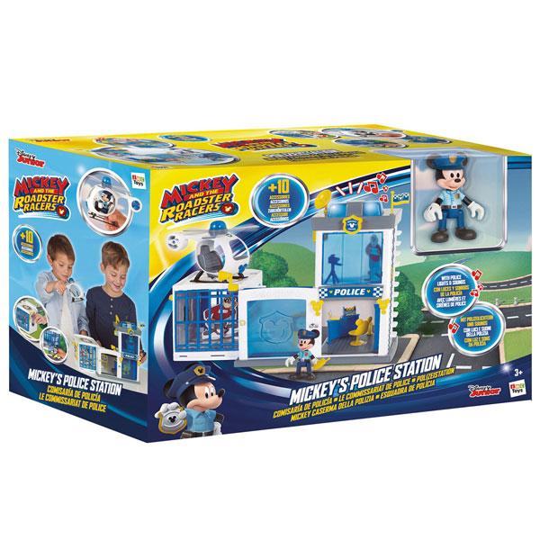 Policijska stanica Mickey IM182356 - ODDO igračke