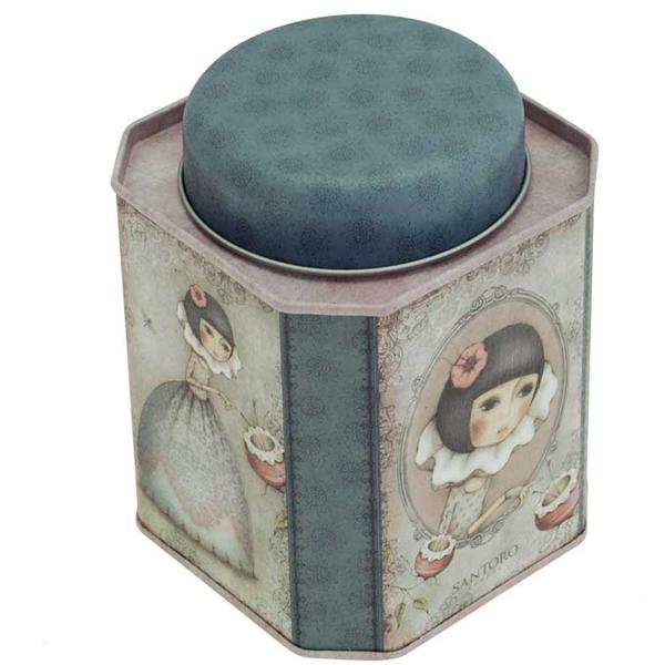 Kutija metalna Mirabelle Curiosity 508EC04 - ODDO igračke