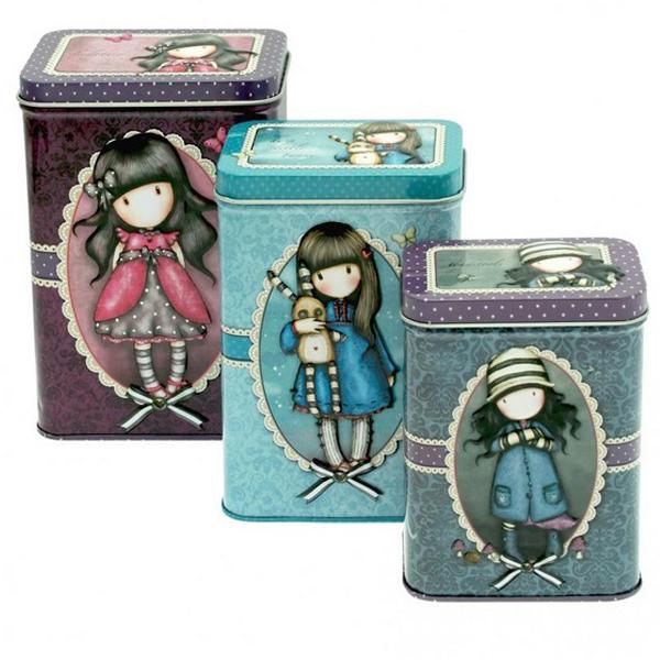 Kutija metalna Gorjuss pk3 509GJ01 - ODDO igračke