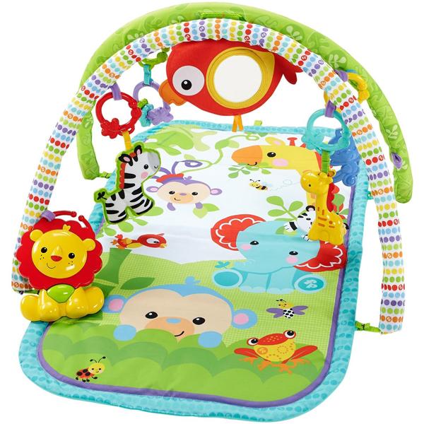 Gimnastika za bebe drugari iz prašume Fisher Price CHP85 - ODDO igračke