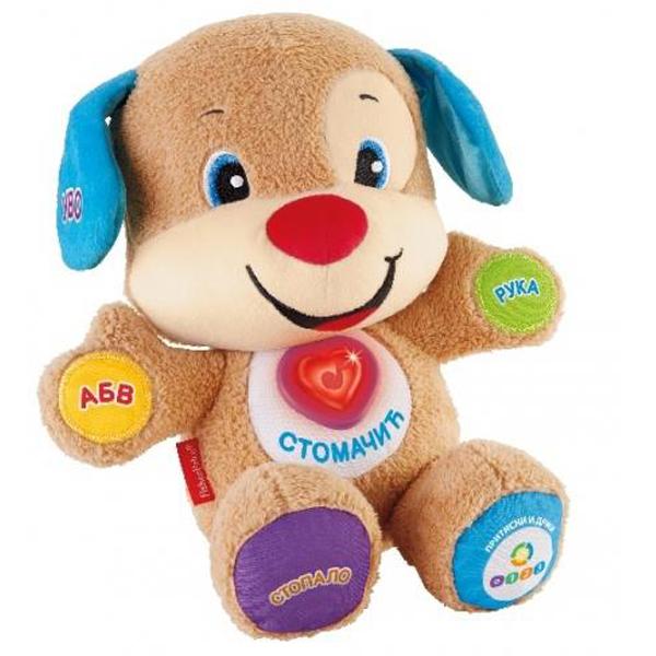 Nova kuca sveznalica-3 nivoa znanja Fisher Price DLM44 - ODDO igračke