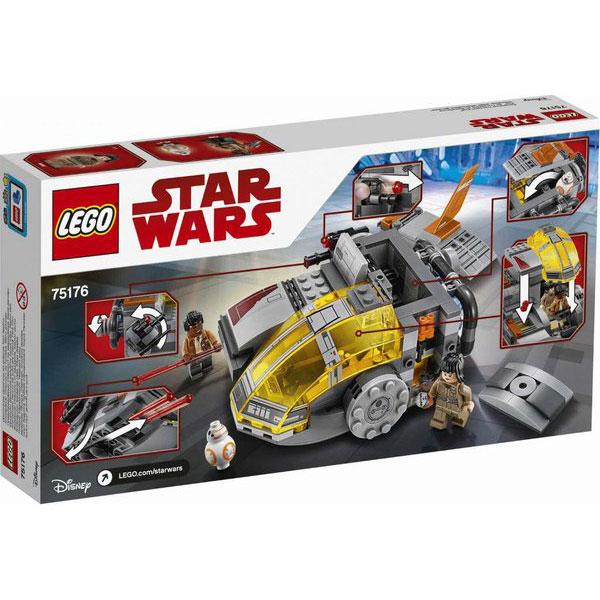 LEGO STAR WARS Resistance Transport Pod LE75176 - ODDO igračke