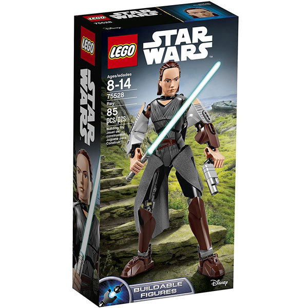 LEGO STAR WARS Rey LE75528 - ODDO igračke