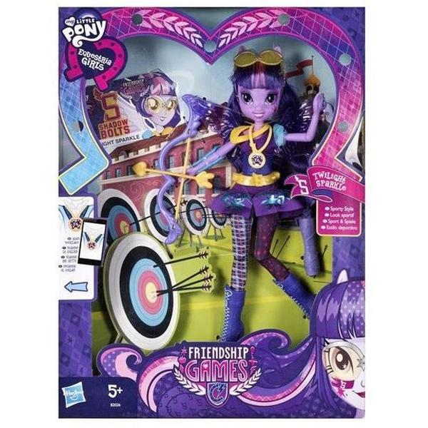 My Little Pony Lutka Equesteria B1772/B2026 - ODDO igračke