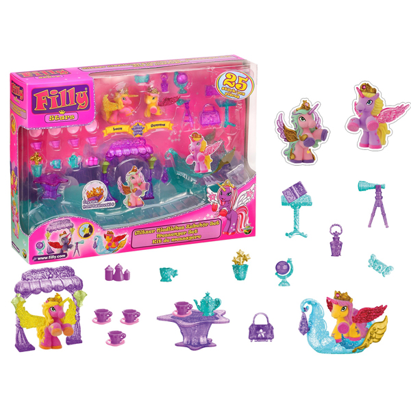 Filly Stars set za poruke 25pcs M081037 - ODDO igračke