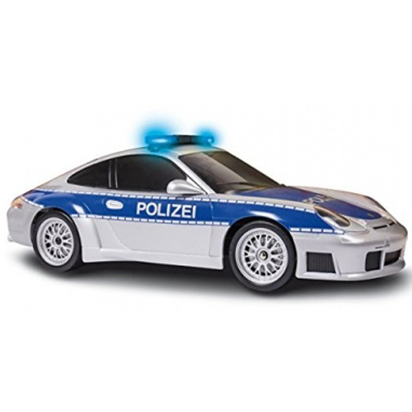 Automobil RC Policija-Porsche 911 1/16 Nikko 35133 - ODDO igračke