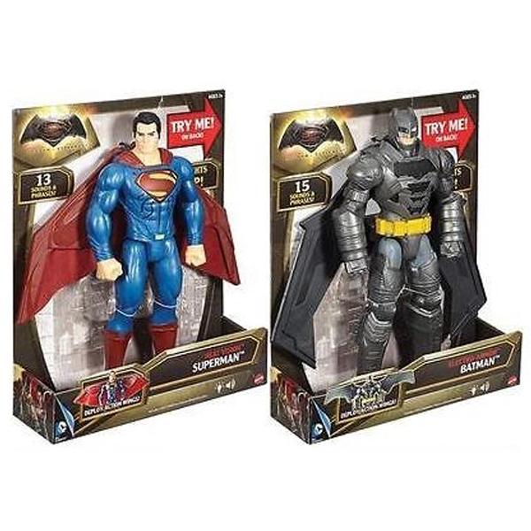 Batman vs Superman Dawn of Justice Electro-Armor figure DPB05 - ODDO igračke