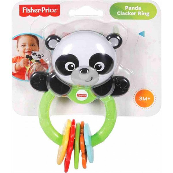 Zvečka Fisher Price Panda CGR96 - ODDO igračke