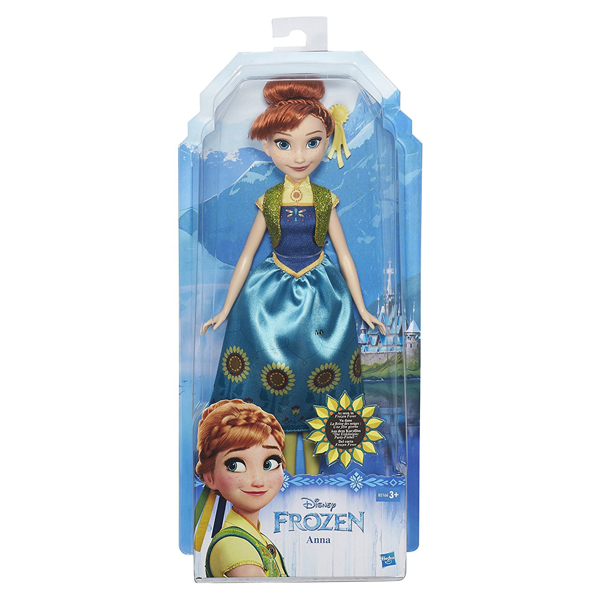 Frozen lutka Anna fashion B5164 - ODDO igračke