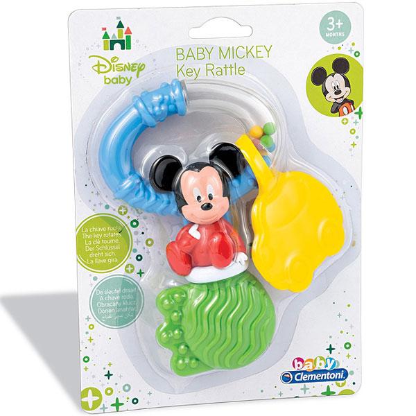 Zvečka Mickey Ključevi CL14506 - ODDO igračke