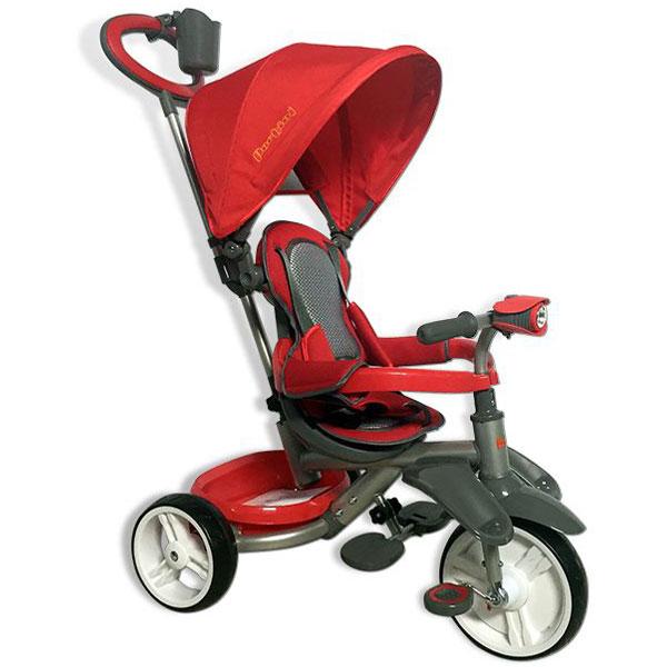 Tricikl sa svetlima crveni Z100 - ODDO igračke