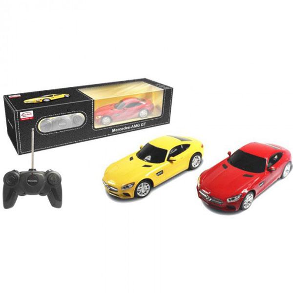 Rastar autić na daljinsko upravljanje R/C Mercedes AMG GT 1:24 R72100 - ODDO igračke