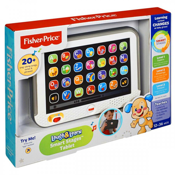 Tablet Sveznalica FISHER PRICE DLM37 - ODDO igračke